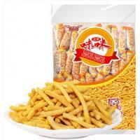 【零食】正宗咪咪虾条蟹味粒组合整箱批发好吃的网红休闲零食品大礼包小吃