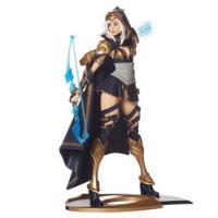 【手办】英雄联盟 LOL 寒冰射手 艾希 雕塑 手办公仔玩偶 官方正品周边