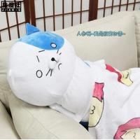 【周边】干物妹小埋抱枕长头大猫咪毛绒等身玩偶悲伤猫长抱枕动漫周边礼物