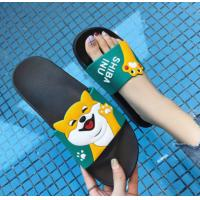 【拖鞋】男女夏季室内情侣男士家居家用洗澡防滑浴室外可爱卡通凉拖鞋